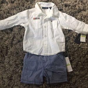 Tommy Hilfiger Baby Boy's set